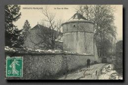 FONTAINE - FRANCAISE LA TOUR DU DIME  (scan Recto-verso) FRCR00038P - Francia