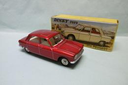 Dinky Toys / Atlas - PEUGEOT 204 Rouge Réf. 510 Neuf NBO 1/43 - Dinky