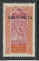 HAUTE VOLTA 1922 YT 28** - Unused Stamps