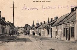 02 Sissonne - La Selver Strasse - Rue De La Selve - Non Circulée - Sissonne