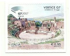 2017 - Italia 3826 Teatro Greco Di Taormina - Archeologia