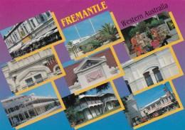 Fremantle, Historic Port City On Swan RIver, Western Australia - Unused - Fremantle