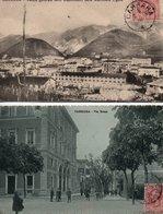 Lots De 2 CPA : CARRARA Italie - Carrara