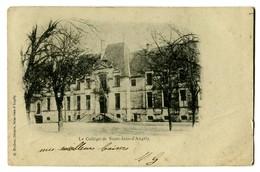 CPA 17 Charente Maritime Saint-Jean-d'Angély Le Collège - Saint-Jean-d'Angely