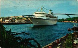 CPM Cruiser Of The Royal Caribbean Cruise Line CURACAO (729858) - Curaçao