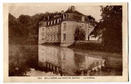 CPA 72 Sarthe Malicorne-sur-Sarthe Le Château - Malicorne Sur Sarthe