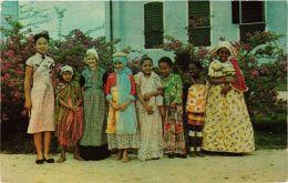 CPM Suriname Located On The Northeast Coast Of South Am. SURINAME (750456) - Surinam