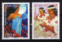 Polynesie Francaise 2011 Journée De La Femme MNH - Francobolli