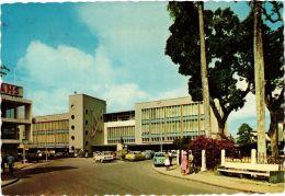 CPM Post Office Building-Paramaribo SURINAME (750500) - Surinam
