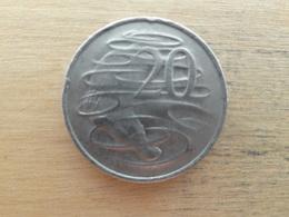 Australie  20  Cents  1981  Km 66 - Monnaie Décimale (1966-...)