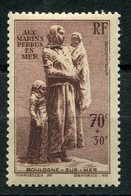 RC 10107 FRANCE N° 447 - AUX MARINS PERDUS EN MER COTE 35€ NEUF ** TB MNH - Unused Stamps