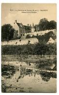 CPA 49 Maine Et Loire Bagneux Château De La Perrière - France