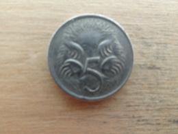 Australie  5  Cents  1981 Km 64 - Monnaie Décimale (1966-...)