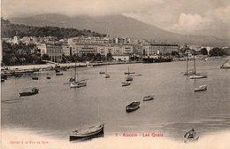Corse -  Ajaccio -     Les   Quais. - Ajaccio