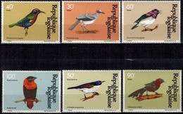 MDB-BK10-517 MINT ¤ TOGOLAISE 1981 6w In Serie ¤ - OISEAUX - BIRDS OF THE WORLD - PAJAROS - VOGELS - VÖGEL - - Zangvogels