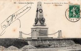 28 Loigny La Bataille - Monument Des Mobiles De La Haute Vienne à Neuvilliers 1912 - Loigny