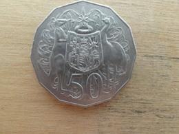 Australie  50  Cents  1978  Km 68 - Monnaie Décimale (1966-...)