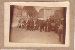 PHOTOS ?? - PHOTO ?? - MOTO , MOTOCYCLETTE - COURSE DE MOTOS , MARQUE  A IDENTIFIER - Photos