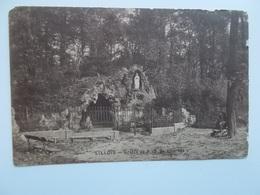 LILLOIS - Grotte N. D. De Lourdes - Braine-l'Alleud