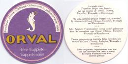 #D223-177 Viltje Orval - Beer Mats