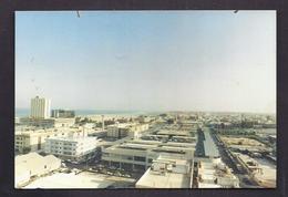 CPSM ARABIE SAOUDITE - SAUDI ARABIA - AL-KHOBAR - Regards From Al-Khobar - Très Jolie Vue Générale De La Ville Intérieur - Arabie Saoudite