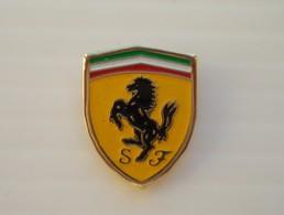 Pin's - FERRARI - - Ferrari