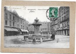 BOURGOIN - 38 - Place D'Armes - DELC3 - - Bourgoin