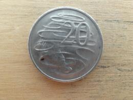 Australie  20  Cents  1977  Km 66 - Monnaie Décimale (1966-...)