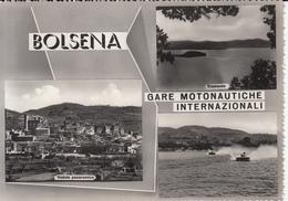 95 -  Bolsena - Gare Motonautiche Internazionali - Italia