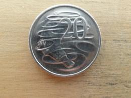 Australie  20  Cents  1994  Km 82 - Monnaie Décimale (1966-...)