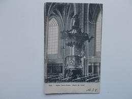 HAL, Eglise Notre-Dame, Chaire De Vérité 1905 - Halle