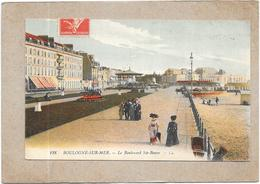 DEPT 62 - LOT DE 10 CPA De BOULOGNE SUR MER - DELC - - Cartes Postales
