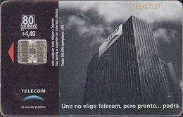 Argentina Chip - AR-TLC-178A - Telecom Building Black - Baby - Argentina