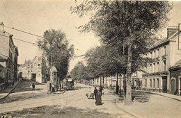 CPA - ROUEN (76) - Aspect Du Boulevard Beauvoisine Au Début Du Siècle - Rouen