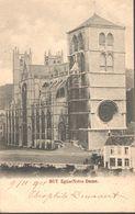 CPA - Belgique -  Liège - Huy - Eglise Notre-Dame - Huy