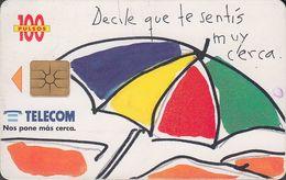Argentina Chip - AR-TLC-055A - Umbrella - Argentina