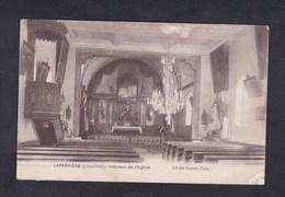 Laperriere (21) Interieur De L' Eglise ( Cliché Karrer ) - France