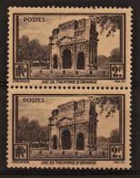 1930 PAIRE Y&T N° 389 N** - Unused Stamps