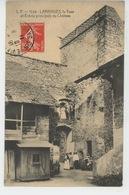 LARRINGES - La Tour Et Entrée Principale Du Château - France