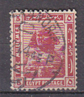 A0413 - EGYPTE EGYPT Yv N°60 - 1915-1921 Protectorat Britannique