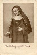 Santino Antico VENERABILE MARIA ADEODATA PISANI O. S. B. - P73 - Religione & Esoterismo