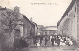 CPA - AULNOIS-BULGNEVILLE : La Rue Du Hans - Bulgneville
