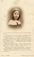 Santino Antico ANNE DE GUIGNÉ (Testi In Francese) - OTTIMO P73 - Religione & Esoterismo