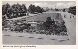 Muhlheim Ruhr - Grunanlagen Am Wasserbahnhof - Muelheim A. D. Ruhr