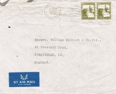 29999. Carta Aerea TEL AVIV (Palestina) 1946 To England - Palestina