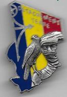 Opération Epervier Au Tchad - Détachement Terre - Insigne Delsart - Esercito