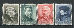 8775  PAYS-BAS  N° 282/5 °   Au Profit Des Oeuvres Sociales   1936   TB - Period 1891-1948 (Wilhelmina)
