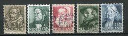 8778  PAYS-BAS  N° 304/8 °   Au Profit Des Oeuvres Sociales   1938   TB - Period 1891-1948 (Wilhelmina)