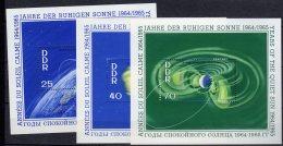DDR  Block  20- 22  ** Postfrisch  ( 1061 - 1063 ) - DDR