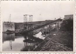 Tres Jolie Lot De Photo De La Construction Du Pont Sainte Marie  10  7 X 11.5   Et 5  De 6x8 Photos - Pontarlier